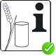 Die Prüfkriterien für 'Personen mit Lebensmittel-Allergien' wurden erfüllt.