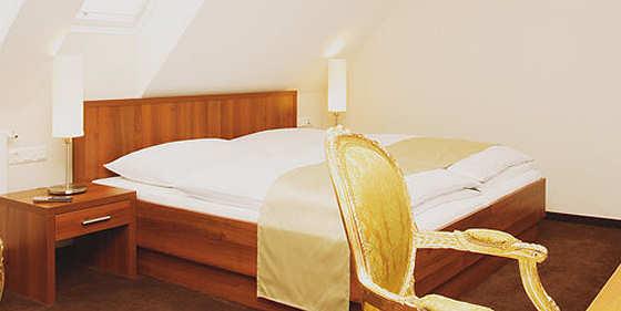 Innenansicht Hotelzimmer